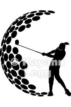 Sports Art Zoo Woman Golf G Design. If you want to use this design please pay for it. It is not expensive.