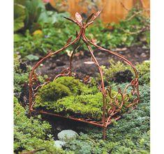 Miniature+Fairy+Gardens | Adorable Fairy Doors and Fairy Garden Assessories