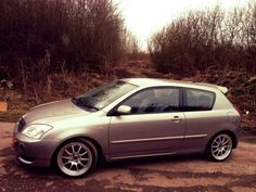 CAF position Corolla 2002, Toyota Corolla, Car Mods, Sport, Awesome, Easy, Sports, Deporte