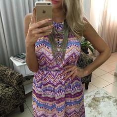 Detalhes do vestido  Colar está disponível para compra no site http://ift.tt/PYA077