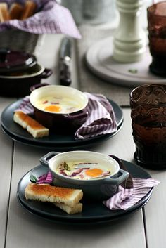 Food and Cook by trotamundos » Huevos en Cocotte (Oeufs Cocotte)