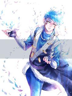 Akatsuki no Yona ♥ (Yona of the Dawn) ♡ Shin-ah