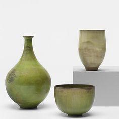Gertrud and Otto Natzler  #ceramics #pottery