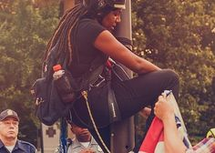 Bree Newsome Took a Stand Climbing the SC Capitol Flag Pole to Remove the Confederate Flag -- Will You? | Alternet