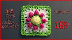 365 Days of Granny Squares Number 169