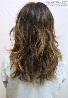Hair Color by Johnny Ramirez • IG: @johnnyramirez1 • Appointment inquiries please call Ramirez|Tran Salon in Beverly Hills at 310.724.8167.