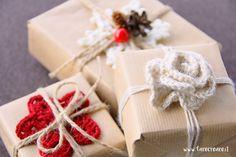 Pacchi di Natale originali: tre idee per il fai da te creativo.