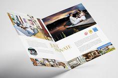 #folder for #thermegeinberg #sparesortgeinberg #g5 by www.diejungenwilden.at Spa, Wellness, Corporate Design, Polaroid Film, Boys, Brand Design