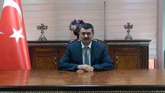 Elbasan, başarı belgelerini takdiminde yaptığı konuşmada,Özel İdare  Müdürü Mehmet Yanıkömer önderliğinde