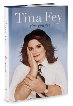 Bossypants by Tina Fey - literally the funniest book I've ever read.