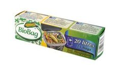 Biojätepussi Biobag €3,46