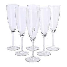 SVALKA Copo de champanhe   - IKEA