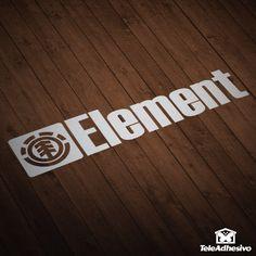 Aufkleber Element 8