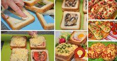 Neviete čo na večeru? 7 tipov na rýchle horúce sendviče!