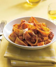 Quick Pasta Recipes - 20 Minute or Less Pasta Recipes - Woman's Day