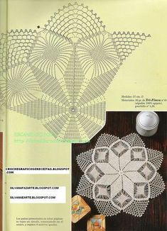 World Crochet Napkin 426 Crochet Doily Diagram, Crochet Flower Tutorial, Crochet Lace Edging, Crochet Doily Patterns, Crochet Chart, Thread Crochet, Filet Crochet, Crochet Doilies, Crochet Flowers