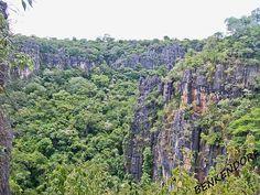 Parque Nacional Cavernas do Peruaçu - MG