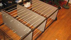 Art storage rack for painters- easy to build - WetCanvas