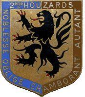 2ème Régiment de Hussards ( Chamborant )