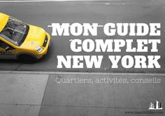 Guide complet new york Brooklyn, Around The Worlds, Nyc, Manhattan, Guide, First Time, Pathways, Usa, Travel