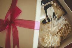 Los accesorios para la novia