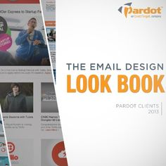 [FREE] Email Design Lookbook - Pardot