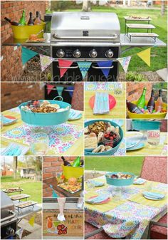 msg 4 21+: Party ideas to help you plan the perfect backyard patio party #Arbormist #StartSummer #Ad