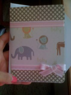 baby shower card...