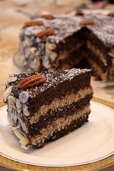 German Chocolate Cake (Raw_GF)