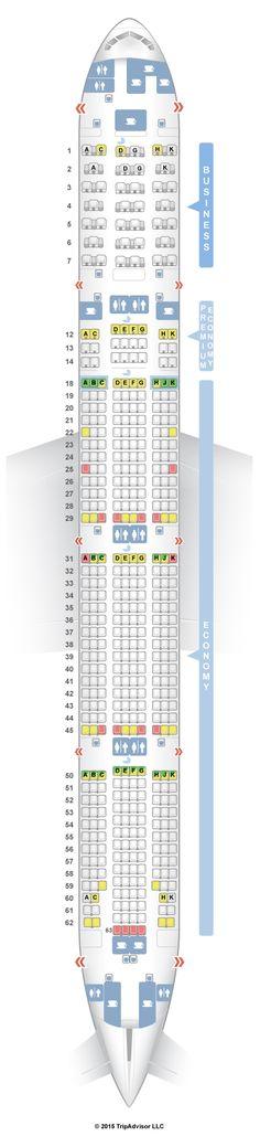 Najlepsze obrazy na tablicy Boeing 777 300er (10 ...