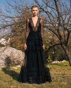 Georges Hobeika   Ready-to-Wear Pre-Fall 2018   Look 1