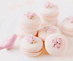 "kiyumie: "" /**/ My edit "" Yummy Treats, Delicious Desserts, Sweet Treats, Yummy Food, Mini Cakes, Cupcake Cakes, Mini Lemon Meringue Pies, Sweet Like Candy, French Bakery"