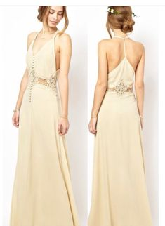 Not a wedding dress but maybe a wedding related event dress while I am the bride