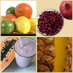 Best fruits for parasite cleansing.