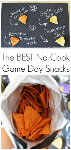 Are you looking for some No-cook game day snacks? Look no further as we have some TASTY ideas for YOU! #AD #GoBuckWild