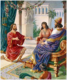 Nehemiah's Prayer Answered