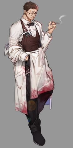 Credits to Hata | Gangsta | Dr. Theo