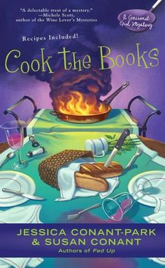 Cook the Books (Gourmet Girl Series #5) Read all 5 of these... Light fun read.