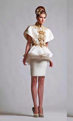 Krikor Jabotian Haute Couture 2013