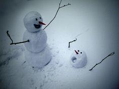 Snowman Kit: One Part Snow, Nine Parts Imagination