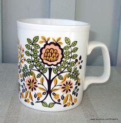 Staffordshire mug