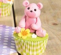 Beren cupcakes - Cupcakes - Recepten | Deleukstetaartenshop.nl