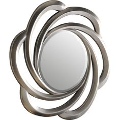 Found it at Wayfair.co.uk - Accent Mirror Large Round Mirror, Round Mirrors, Overmantle Mirror, Mirrors Wayfair, Wood Accents, Glass, Mirror Mirror, Decorating Ideas, Bedroom
