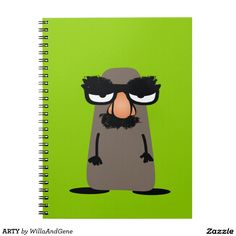 ARTY NOTE BOOKS