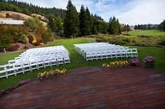 San Geronimo Golf Course, Marin county wedding site