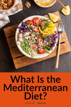 Learn the basics of the #Mediterranean diet and get started today!
