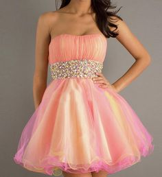 Peach prom dress examples. Check out our online boutique for dresses we have in stock. Walk in Wardobe 31 Western Road, Brighton and Hove, East Sussex, BN3 1AF, United 01273 775 583