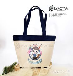 Goodie Bag -- Bu Olivia, Surabaya