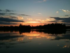 The beauty of a summer's night in Northern Ontario Beautiful Paintings, Summer Nights, Lakes, Wilderness, Ontario, Beautiful Places, Canada, Cottage, Moon