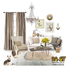 """""""Untitled #100"""" by annie-qiu on Polyvore featuring interior, interiors, interior design, home, home decor, interior decorating, Threshold, Visual Comfort, Currey & Company and Universal Lighting and Decor"""